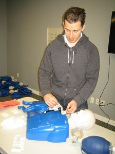 First Aid and CPR Re-Certifications in Saskatoon